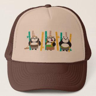 Bamboo Pandas Trucker Hat