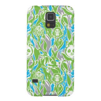 Bamboo Po Pattern Galaxy S5 Case