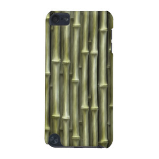 Bamboo Poles Texture iPod Touch (5th Generation) Cases