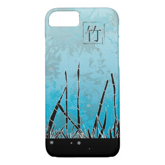 Bamboo Silhouette iPhone 7 Case