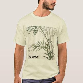 Bamboo_small, live green T-Shirt
