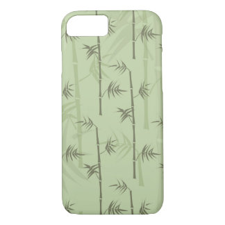 Bamboo stems iPhone 7 case