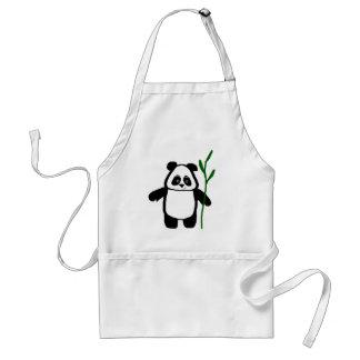 Bamboo the Panda Apron
