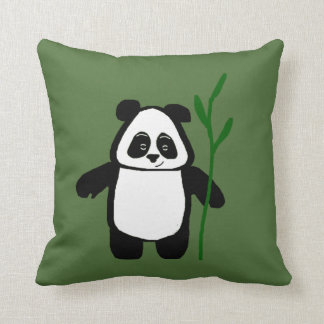 Bamboo the Panda Cushion