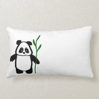 Bamboo the Panda Pillow Cushion