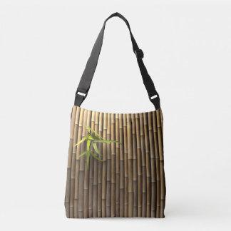 Bamboo Wall Cross Body Bag