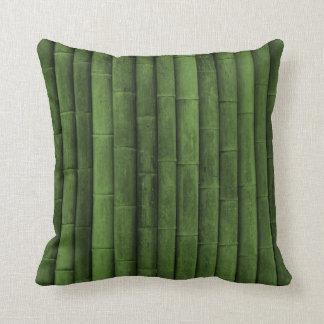Bamboo wall cushion