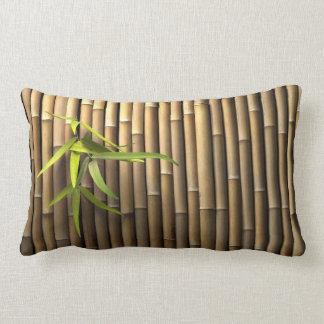 Bamboo Wall Lumbar Pillow