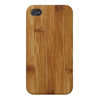 Bamboo wood iPhone 4/4S case
