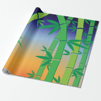 Bamboo Wrapping Paper