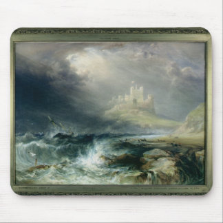 Bamburgh Castle, Northumberland Mouse Mat