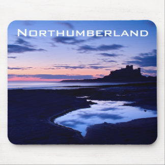 Bamburgh Castle -  Northumberland Mouse Pad