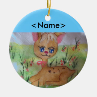 bamby ornament
