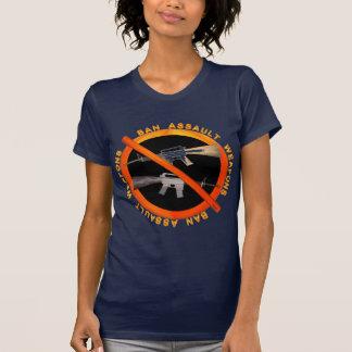 Ban Assult Rifles by Valxart.com Tee Shirts