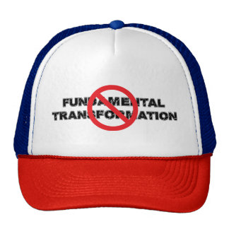 Ban Fundamental Transformation Cap