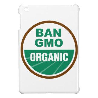 Ban GMO Organic iPad Mini Cover