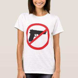 Ban Guns Anti-Gun Pacifist T-Shirt