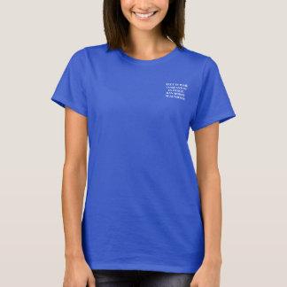 Ban Horse Slaughter Running Horses Woman's T-shirt