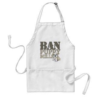 Ban Puppy Mills Standard Apron