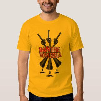 Ban The Vuvuzela T Shirts