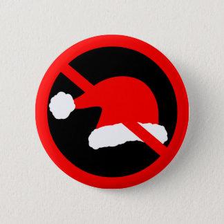 Ban Xmas 6 Cm Round Badge