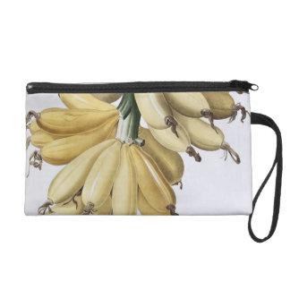 Banana, 1816 wristlet clutches