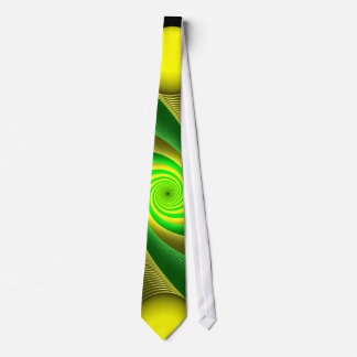 Banana and Kiwi Tie
