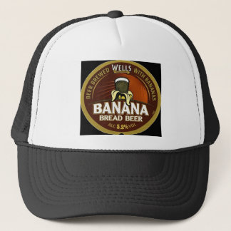 Banana Beer Trucker Hat