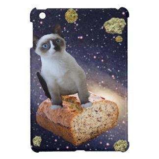banana bread kat iPad mini cases