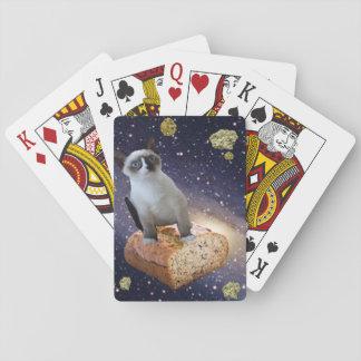 banana bread kat playing cards