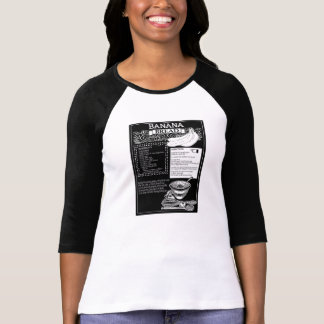 Banana Bread Recipe T-Shirt