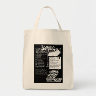Banana Bread Recipe Tote Bag