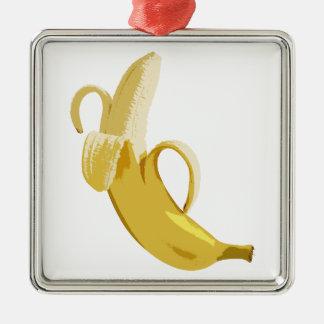 Banana Christmas Ornament