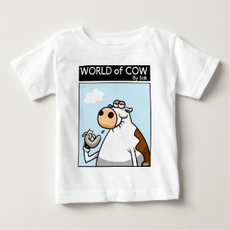 Banana Cow Baby T-Shirt