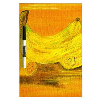 Banana Dry Erase Board