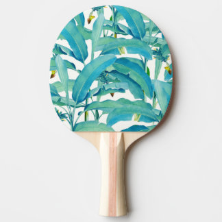 Banana Forest Ping Pong Paddle