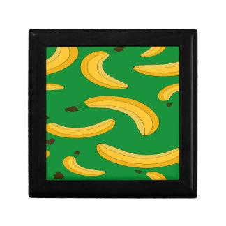 Banana fruit pattern gift box