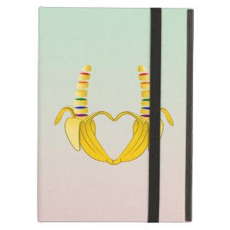 Banana Gay Pride Freedom Heart iPad Air Case