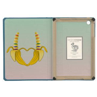 Banana Gay Pride Freedom Heart iPad Mini Retina Covers