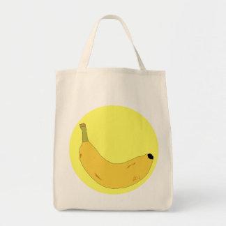 BANANA Grocery Tote Bag
