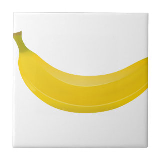 Banana Illustration Tile