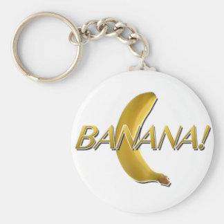 BANANA! KEY RING
