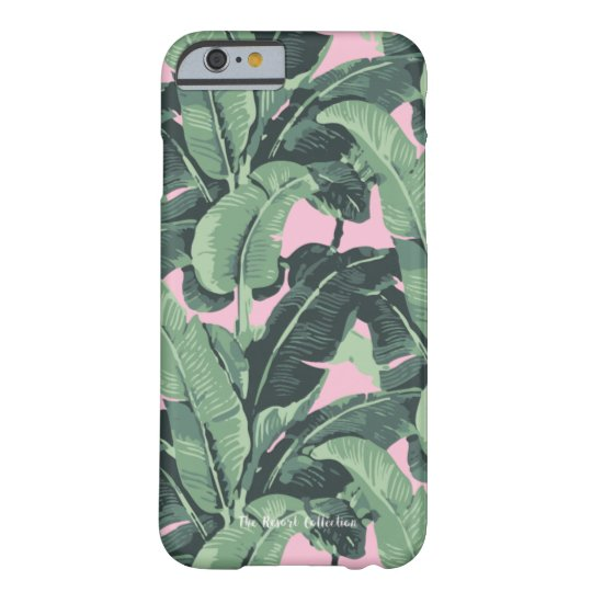 Banana leaf iPhone 6/6s, Palm leaves Martinique Barely