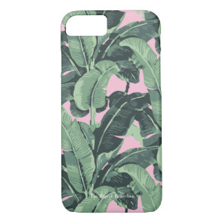 Banana leaf iPhone 7, Palm leaves Martinique iPhone 7 Case