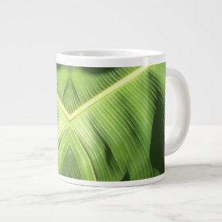 Banana Leaf Jumbo Mug