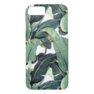 Banana Leaf Palm Tree Iphone Phone Case