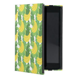 Banana Leaves And Fruit Pattern Case For iPad Mini