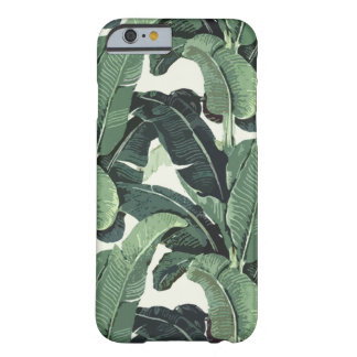 BANANA leaves Barely There iPhone 6 Case