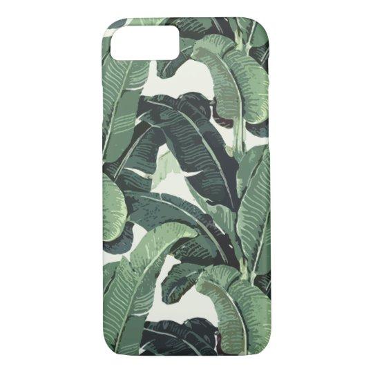 BANANA leaves iPhone 7 Case