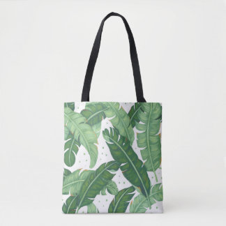 Banana Leaves Tote